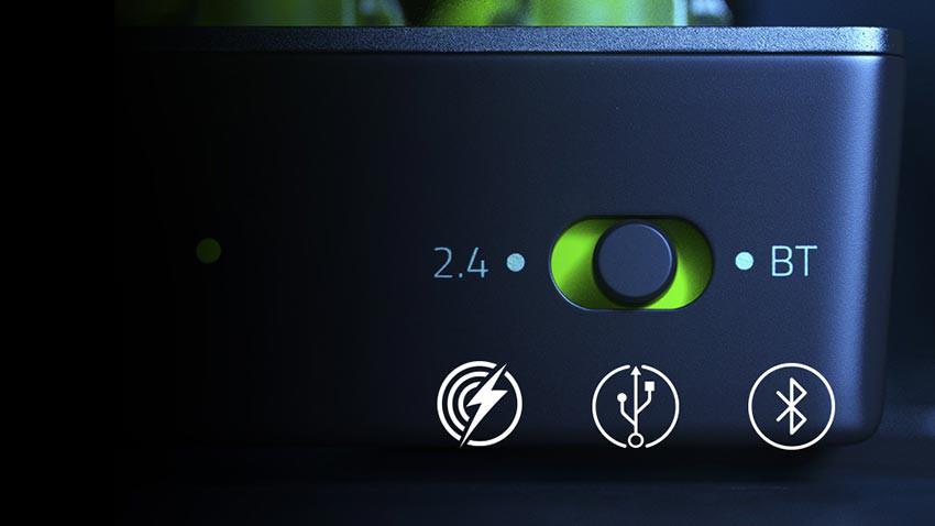 کیبورد بی سیم گیمینگ ریزر مدل Razer BlackWidow V3 Mini