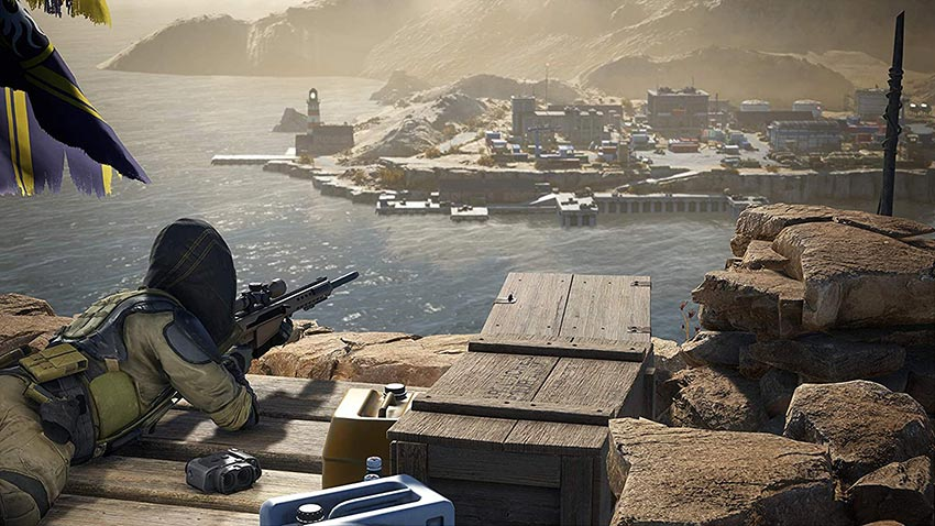 بازی Sniper Ghost Warrior Contracts 2 برای PS4