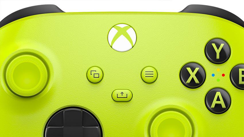 دسته Xbox Series X / S Electric Volt