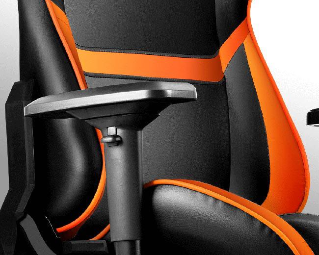 صندلی گیمینگ Cougar مدل Armor - نارنجی