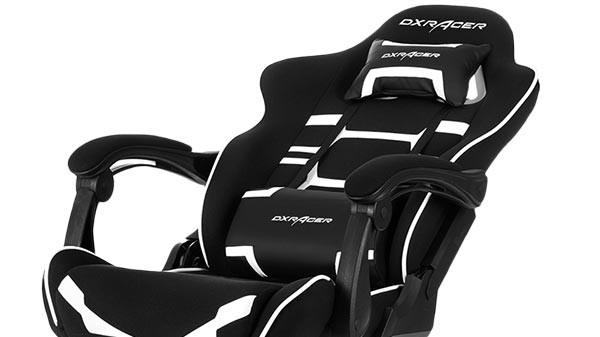 صندلی گیمینگ DXRacer مدل Origin Series - سفید