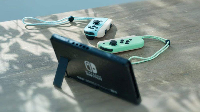 Nintendo Switch باندل Animal Crossing: New Horizons