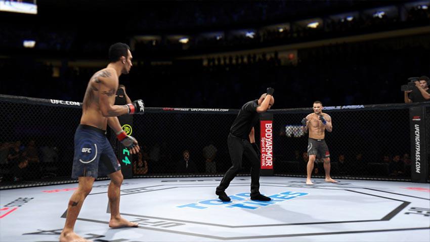 بازی UFC 4