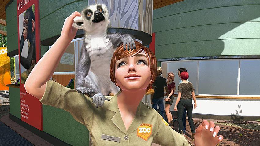بازی Zoo Tycoon