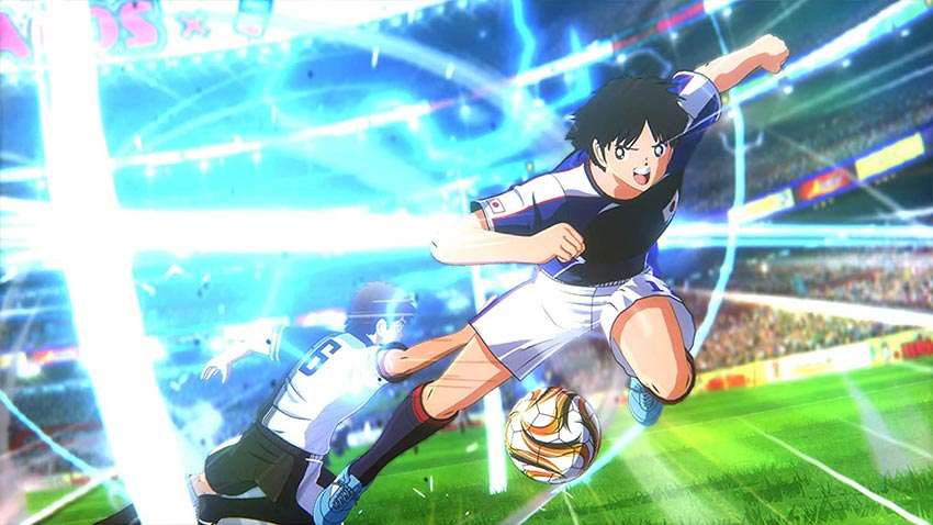 بازی Captain Tsubasa