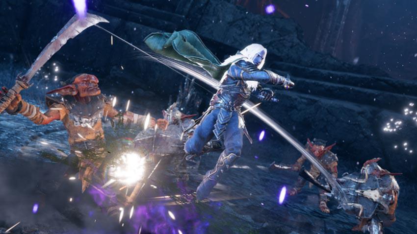 بازی Dark Alliance
