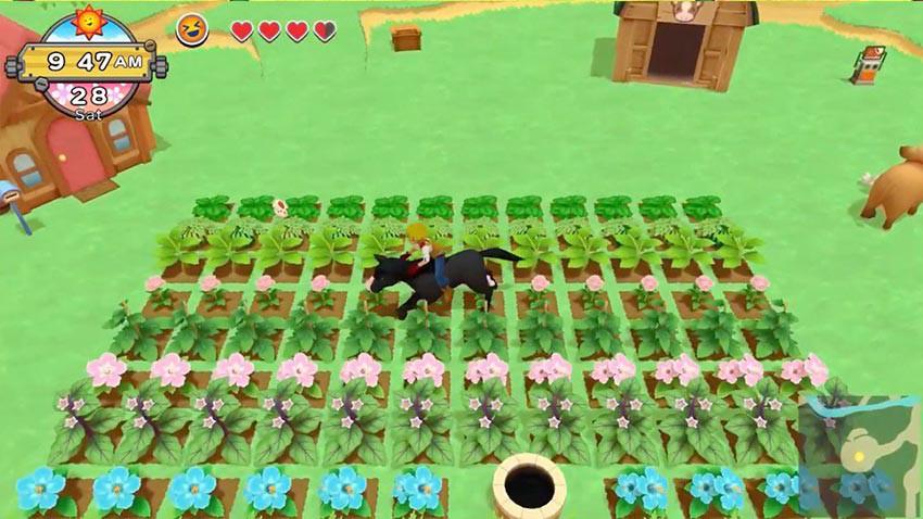بازی Harvest Moon: One World