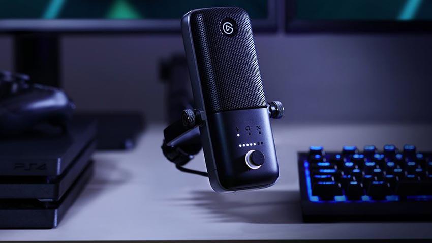 میکروفون استریم الگاتو مدل Elgato Wave 3