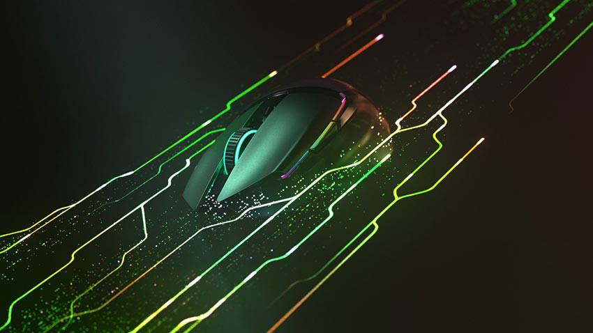 razer basilisk ultimate mouse gaming