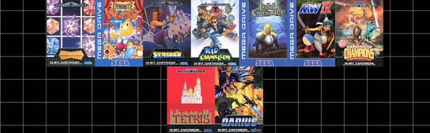 کنسول بازی سگا مگا درایو SEGA Mega Drive Mini
