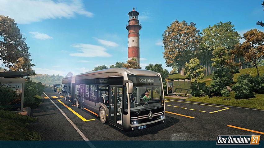 بازی Bus Simulator 21