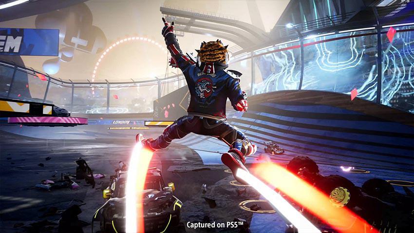 بازی Destruction AllStars برای PS5