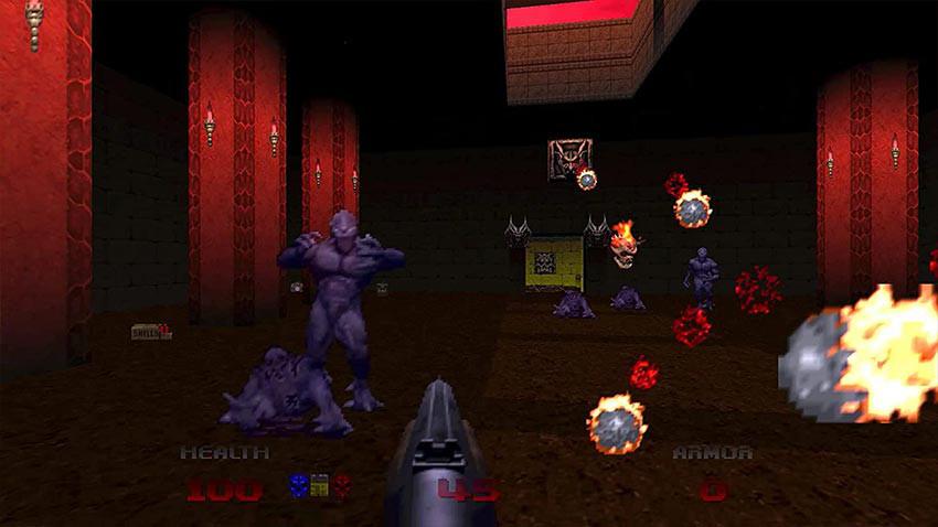 بازی DOOM Slayers Collection