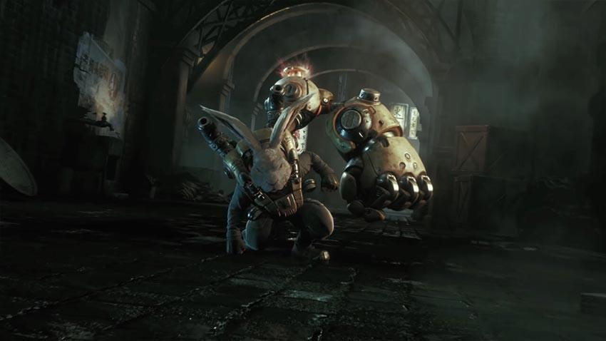 بازی FIST: Forged In Shadow Torch