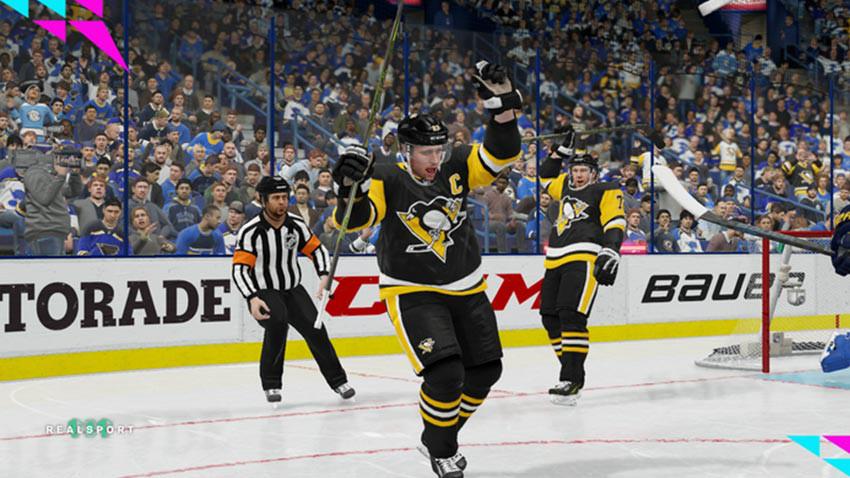 بازی NHL 22