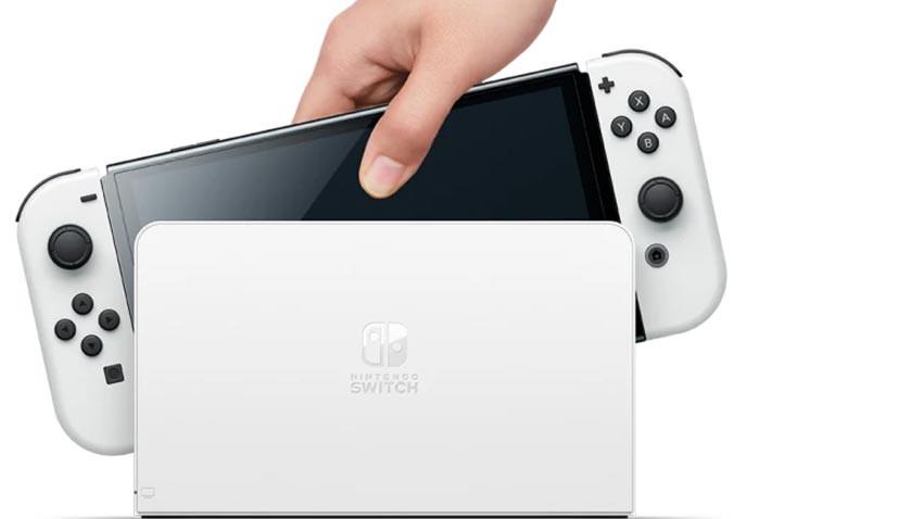 نینتدو سوییچ Nintendo Switch OLED سفید