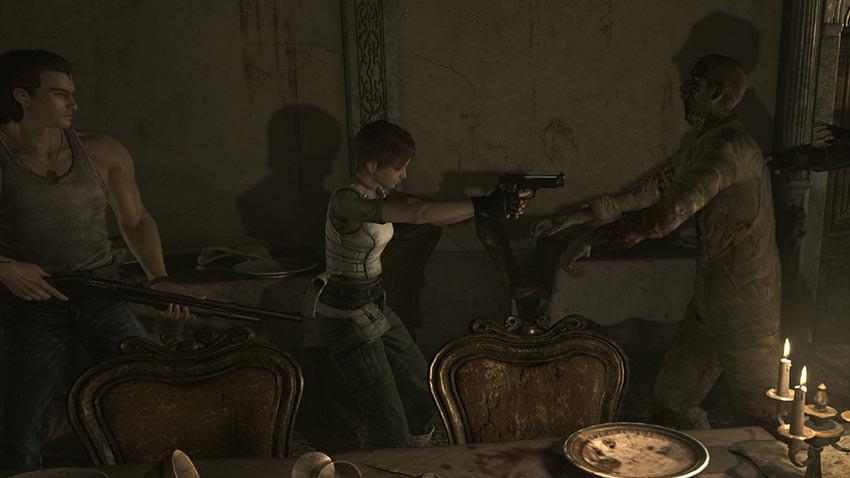 بازی Resident Evil Origins Collection