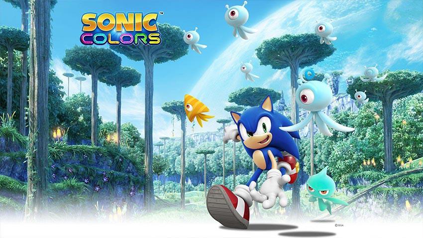 بازی Sonic Colors: Ultimate
