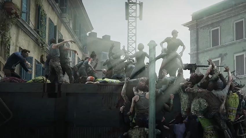 بازی World War Z: Aftermath